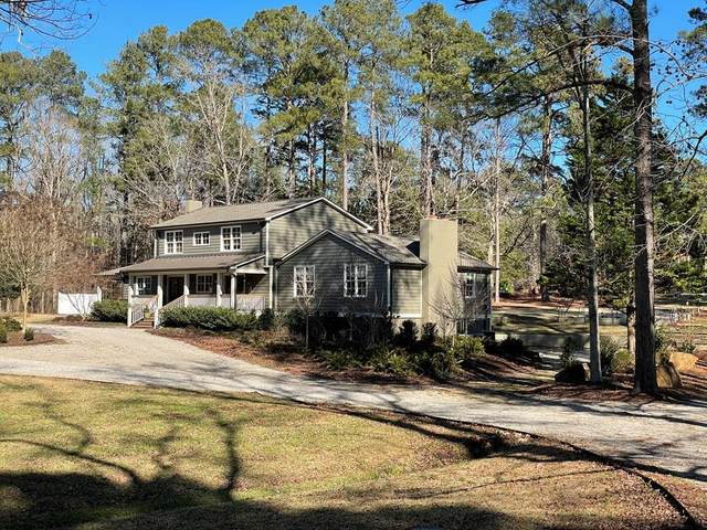 248 Meeting Street Road, Edgefield, SC 29824 (MLS #464705) :: REMAX Reinvented | Natalie Poteete Team