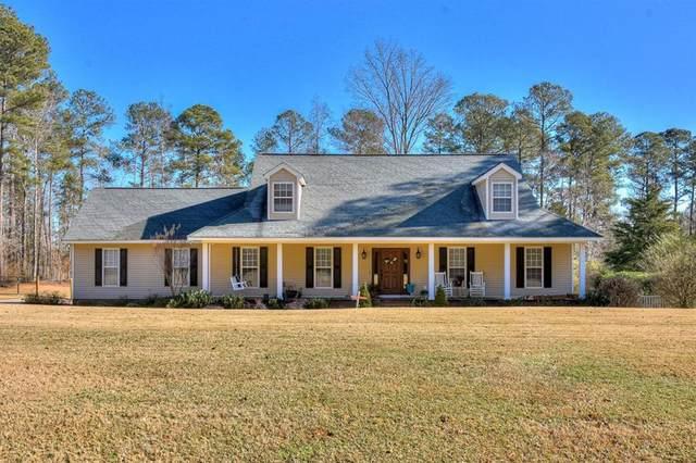 1468 Cedar Creek Drive, Thomson, GA 30824 (MLS #464718) :: Melton Realty Partners
