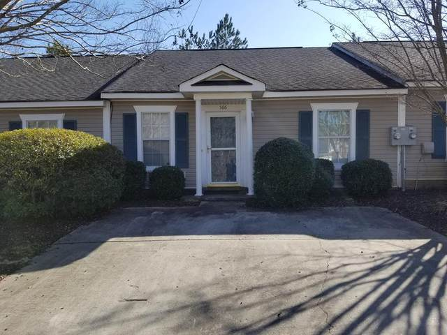 566 Southern Hills Drive, Evans, GA 30809 (MLS #464721) :: Better Homes and Gardens Real Estate Executive Partners