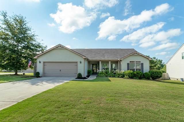 1214 Oxpens Road, Warrenville, SC 29851 (MLS #464724) :: Tonda Booker Real Estate Sales