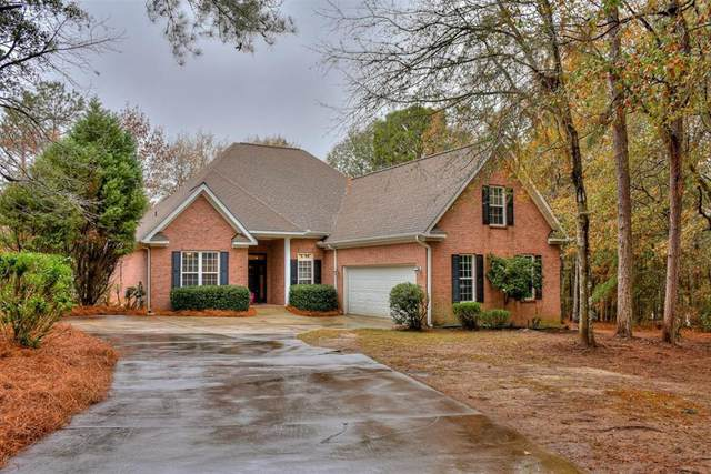 100 Holley Ridge Road, Aiken, SC 29803 (MLS #464735) :: Melton Realty Partners