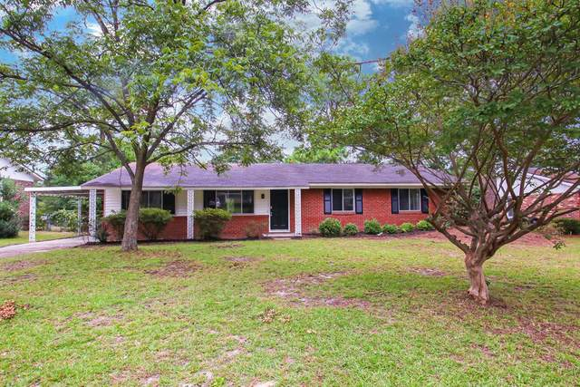 1608 Fairwood Drive, Augusta, GA 30909 (MLS #464738) :: REMAX Reinvented | Natalie Poteete Team