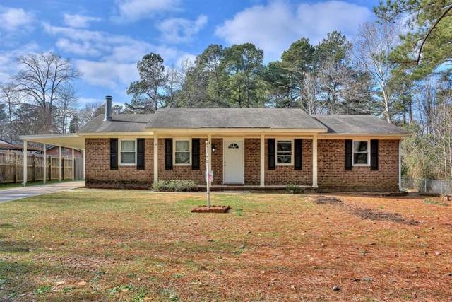 323 Westmont Drive, Martinez, GA 30907 (MLS #464741) :: Better Homes and Gardens Real Estate Executive Partners