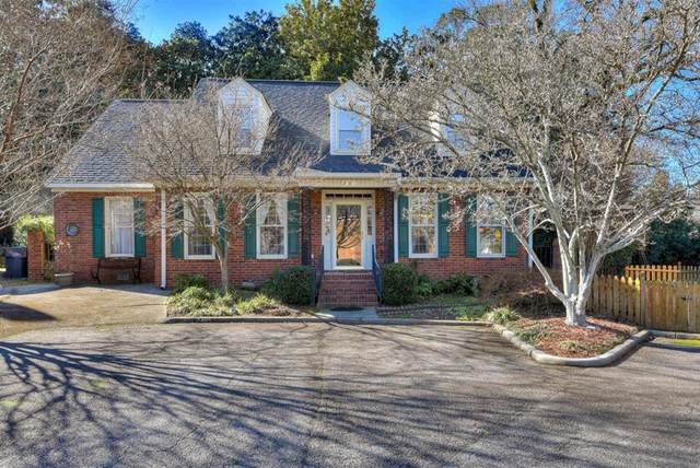 2405 Willow Creek Court W, Augusta, GA 30909 (MLS #464744) :: Better Homes and Gardens Real Estate Executive Partners
