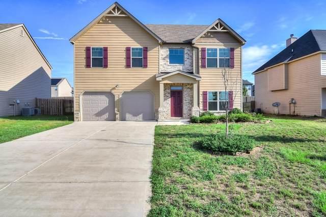 156 Fioli Circle, Graniteville, SC 29829 (MLS #464747) :: Tonda Booker Real Estate Sales