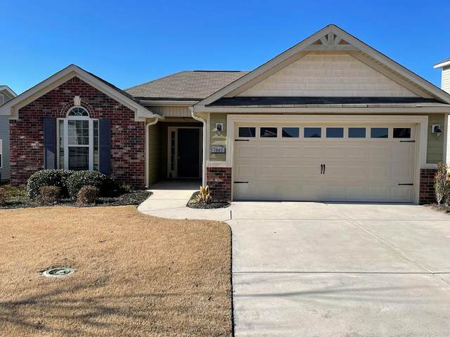 1007 Rosland Circle, Augusta, GA 30909 (MLS #464751) :: Better Homes and Gardens Real Estate Executive Partners
