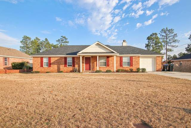 3319 Hamden Street, Augusta, GA 30906 (MLS #464754) :: Shannon Rollings Real Estate