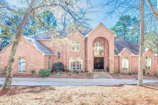 138 Mockernut Circle, Aiken, SC 29803 (MLS #464755) :: Tonda Booker Real Estate Sales