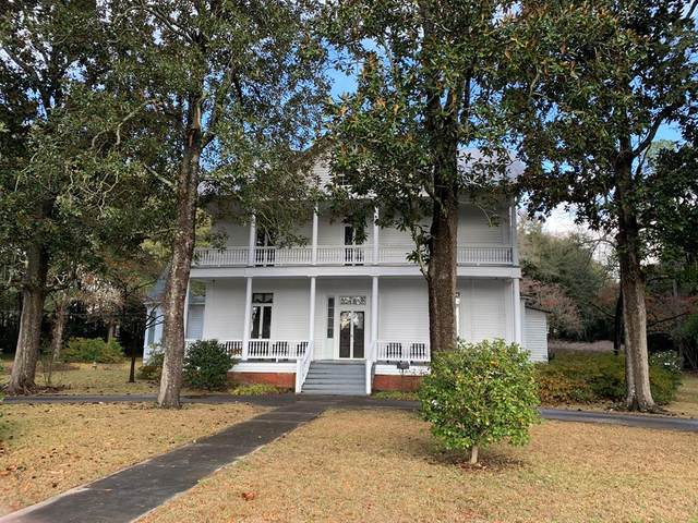 650 Main Street, Blackville, SC 29824 (MLS #464759) :: McArthur & Barnes Partners | Meybohm Real Estate