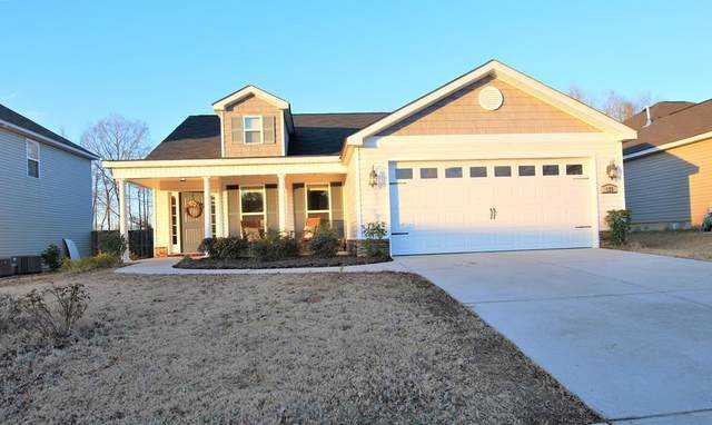 125 Radcliff Drive, Grovetown, GA 30813 (MLS #464765) :: Better Homes and Gardens Real Estate Executive Partners
