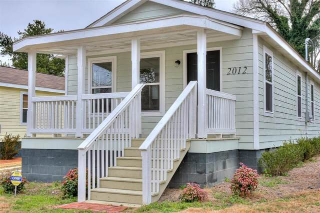 2012 Battle Row, Augusta, GA 30904 (MLS #464767) :: Tonda Booker Real Estate Sales