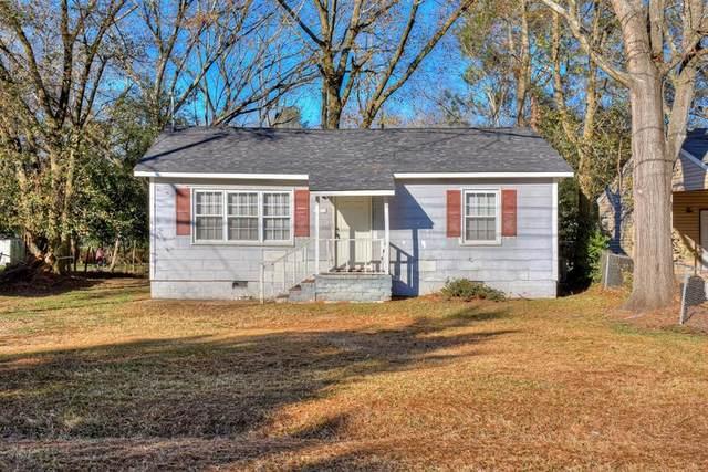 2553 Kaufman Drive, Augusta, GA 30906 (MLS #464768) :: Shannon Rollings Real Estate