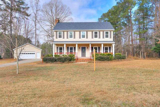 4905 Hardy Mcmanus Road, Evans, GA 30809 (MLS #464773) :: Better Homes and Gardens Real Estate Executive Partners
