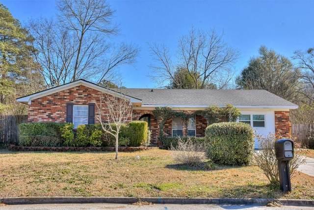 3534 Garden Brook Drive, Augusta, GA 30906 (MLS #464790) :: Shannon Rollings Real Estate