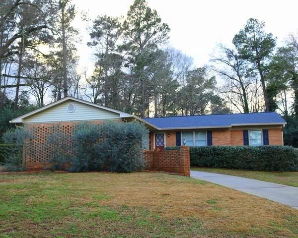 1207 Wood Valley Road, Augusta, GA 30909 (MLS #464792) :: Young & Partners