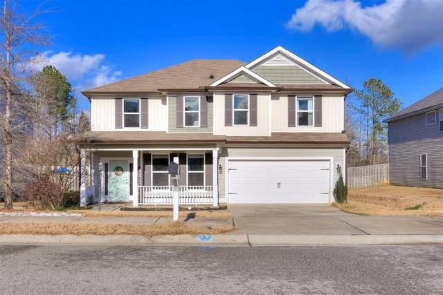 511 Sebastian Drive, Grovetown, GA 30813 (MLS #464798) :: Melton Realty Partners
