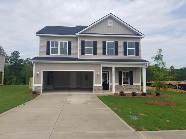 1306 Batchelor Court, Augusta, GA 30909 (MLS #464802) :: Shannon Rollings Real Estate