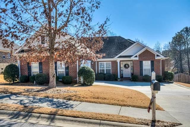 415 Burgamy Ridge, Grovetown, GA 30813 (MLS #464808) :: Southeastern Residential