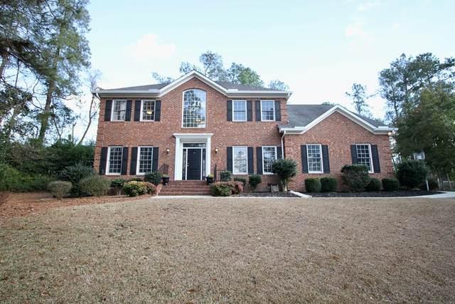 4 Woodwind Way, Aiken, SC 29803 (MLS #464809) :: Better Homes and Gardens Real Estate Executive Partners