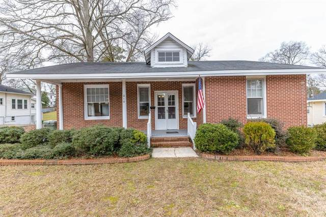 215 Church Street, Edgefield, SC 29824 (MLS #464810) :: REMAX Reinvented | Natalie Poteete Team