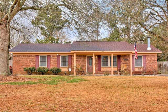 1821 Formosa Drive, Augusta, GA 30906 (MLS #464817) :: Melton Realty Partners