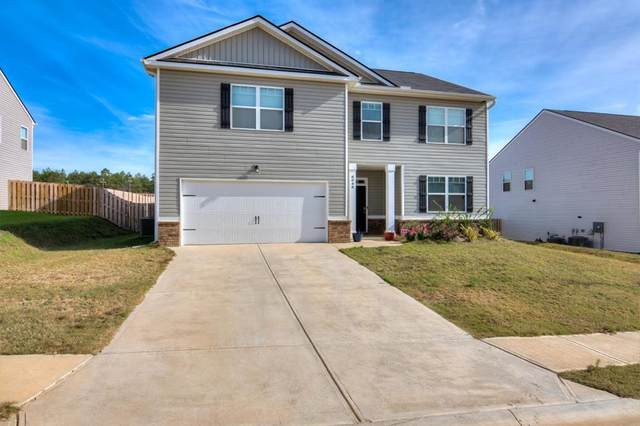 6048 Vermilion Loop, Graniteville, SC 29829 (MLS #464823) :: Better Homes and Gardens Real Estate Executive Partners