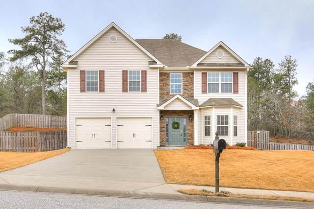 2213 Grandwood Lane, Augusta, GA 30909 (MLS #464824) :: Tonda Booker Real Estate Sales