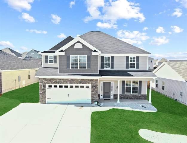 9013 Brevard Drive, Augusta, GA 30909 (MLS #464848) :: Shannon Rollings Real Estate