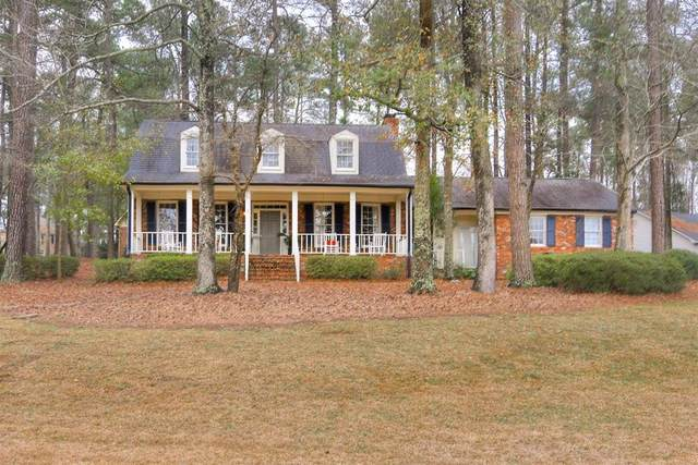 127 Lakeview Court, Martinez, GA 30907 (MLS #464849) :: Shaw & Scelsi Partners