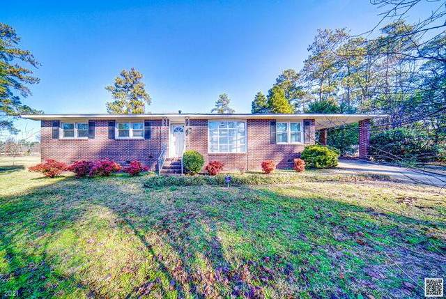 206 Pineland Drive, Beech Island, SC 29842 (MLS #464857) :: Better Homes and Gardens Real Estate Executive Partners