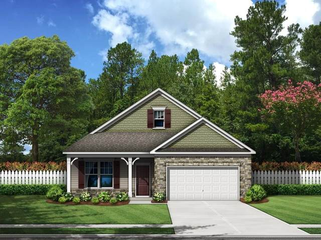 290 Sir Barton Loop, Graniteville, SC 29829 (MLS #464873) :: Better Homes and Gardens Real Estate Executive Partners