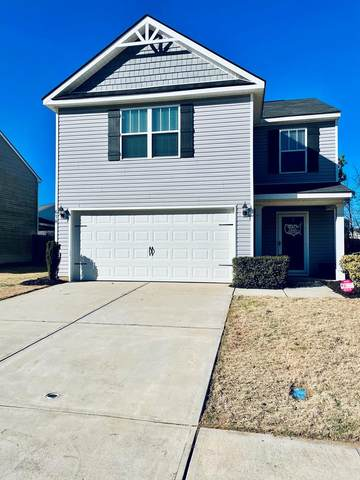 678 Fox Haven Drive, Aiken, SC 29803 (MLS #464884) :: Better Homes and Gardens Real Estate Executive Partners