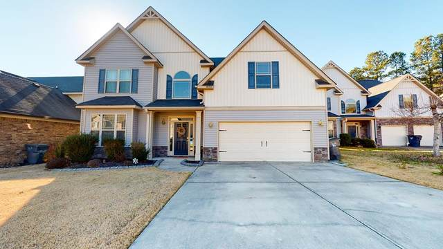 4033 Corners Way, Grovetown, GA 30813 (MLS #464899) :: Shannon Rollings Real Estate