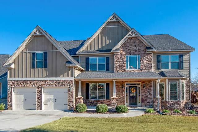 115 Corona Run, Aiken, SC 29803 (MLS #464919) :: Better Homes and Gardens Real Estate Executive Partners