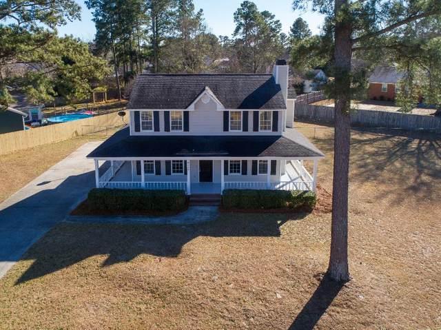 4140 Clinton Way E, Augusta, GA 30907 (MLS #464923) :: RE/MAX River Realty