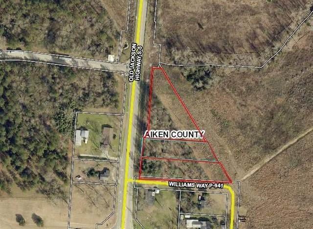 237 Old Jackson Road, Beech Island, SC 29842 (MLS #464930) :: Shannon Rollings Real Estate
