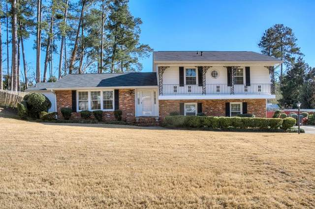 3510 Jamica Drive, Augusta, GA 30909 (MLS #464934) :: RE/MAX River Realty