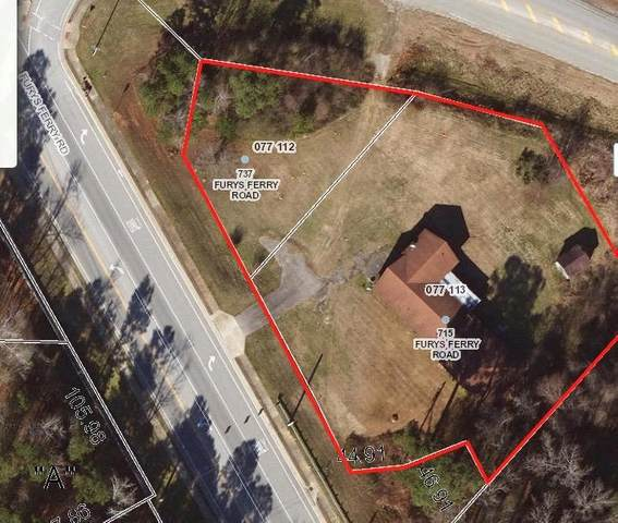 715 737 Furys Ferry Road, Evans, GA 30809 (MLS #464952) :: Young & Partners