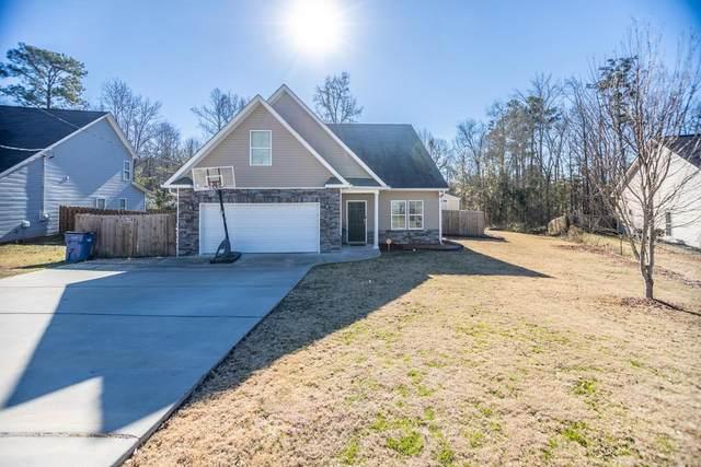 1408 Collins Drive, Martinez, GA 30907 (MLS #464956) :: Southeastern Residential