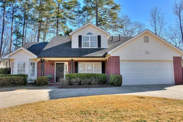 244 Farmington Drive W, Evans, GA 20809 (MLS #464960) :: Southeastern Residential