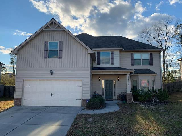 2783 Huntcliffe Drive, Augusta, GA 30909 (MLS #464966) :: RE/MAX River Realty