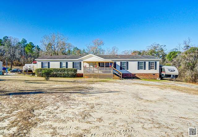 1028 Raiford Loop Road, Graniteville, SC 29829 (MLS #464967) :: REMAX Reinvented | Natalie Poteete Team