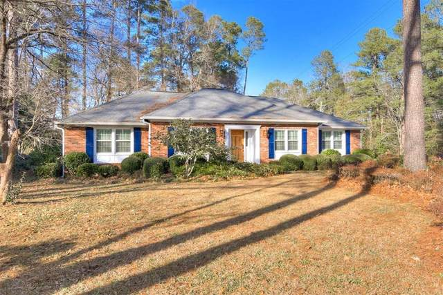 2801 Kipling Drive, Augusta, GA 30909 (MLS #464977) :: RE/MAX River Realty