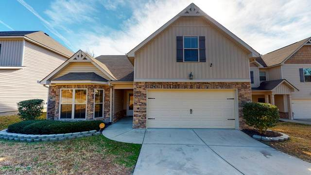 1436 Collins Drive, Martinez, GA 30907 (MLS #464987) :: Tonda Booker Real Estate Sales