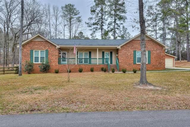 4567 Silver Lake Drive, Evans, GA 30809 (MLS #464988) :: Tonda Booker Real Estate Sales