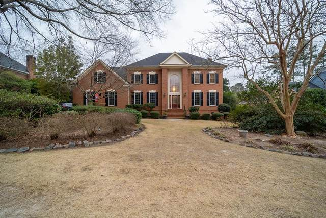 3808 Inverness Way, Martinez, GA 30907 (MLS #464994) :: Shaw & Scelsi Partners