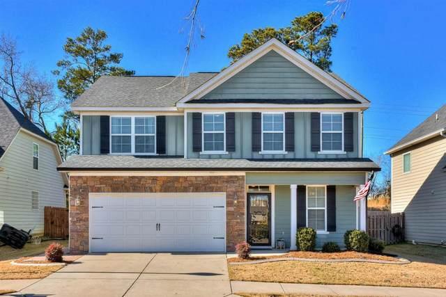 3031 Margot Lane, Grovetown, GA 30813 (MLS #464996) :: Tonda Booker Real Estate Sales