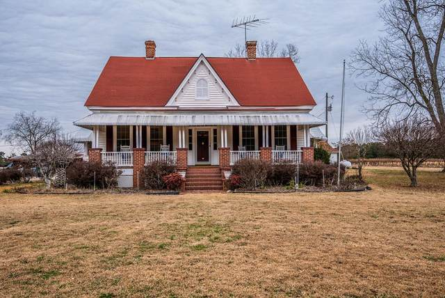 3489 Charleston Hwy, Aiken, SC 29801 (MLS #464998) :: RE/MAX River Realty