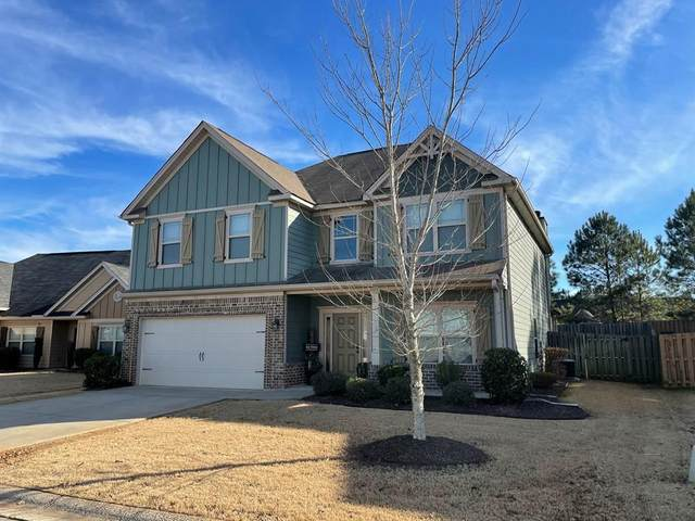 327 Brentford Avenue, Grovetown, GA 30813 (MLS #464999) :: REMAX Reinvented | Natalie Poteete Team