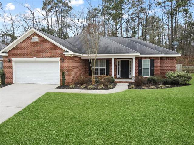 1350 Wendell Lane, Grovetown, GA 30813 (MLS #465006) :: REMAX Reinvented | Natalie Poteete Team